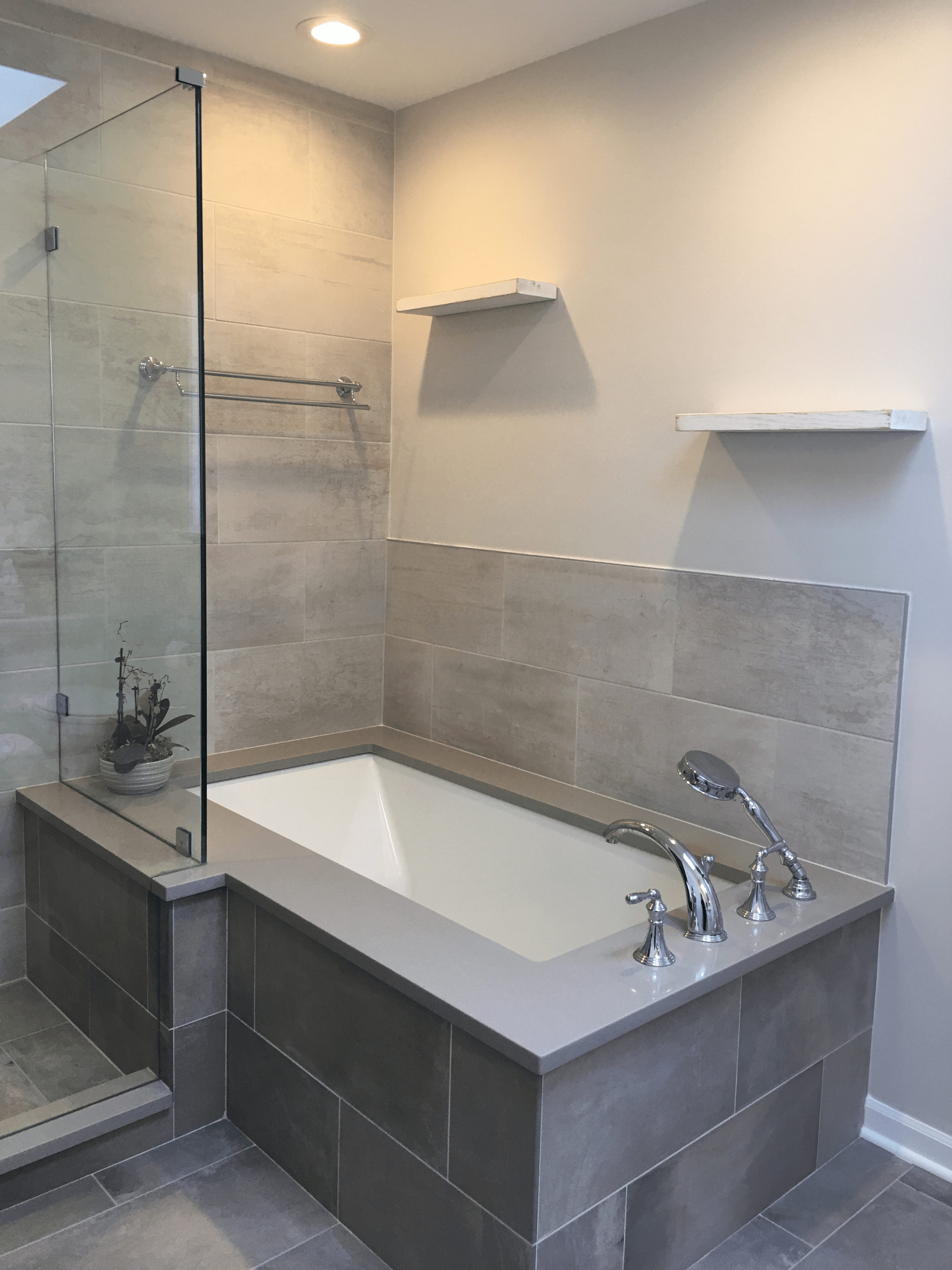 Home Bathroom and Personal Spa