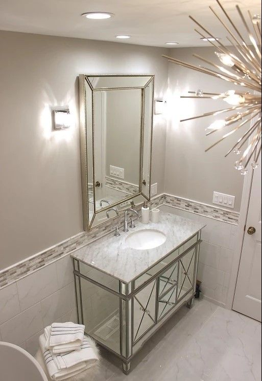 LUXURY BATHROOM REMODELING IDEAS: DELTA REMODELING LAKE FOREST STYLE GUIDE