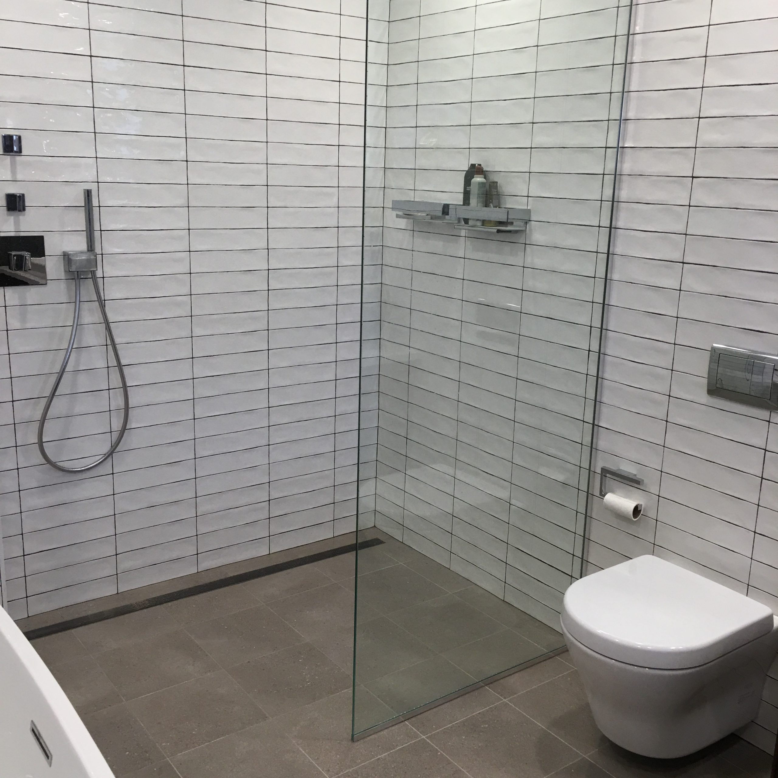 Shower Accessibility for Seniors and Disability